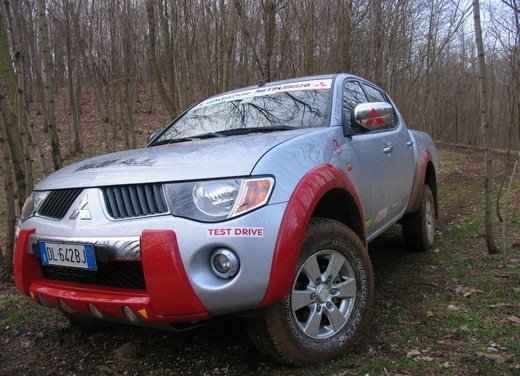 Mitsubishi L200 Race Edition – Long Test Drive - Foto 16 di 35