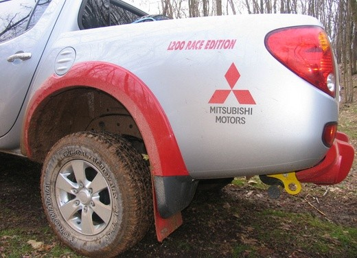 Mitsubishi L200 Race Edition – Long Test Drive - Foto 28 di 35