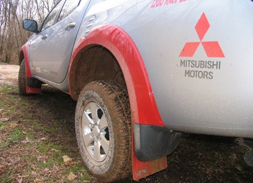 Mitsubishi L200 Race Edition – Long Test Drive - Foto 30 di 35
