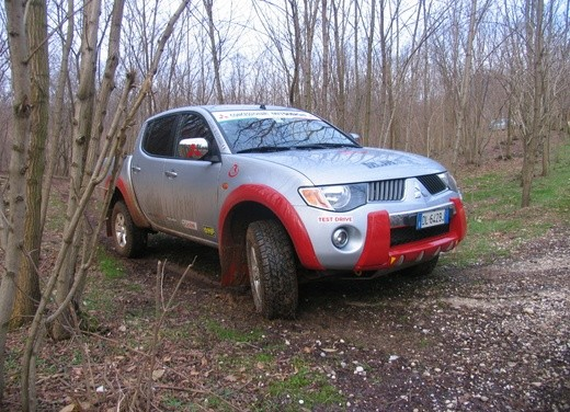 Mitsubishi L200 Race Edition – Long Test Drive - Foto 31 di 35