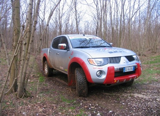 Mitsubishi L200 Race Edition – Long Test Drive - Foto 32 di 35