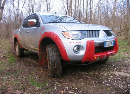 Mitsubishi L200 Race Edition – Long Test Drive - Foto 33 di 35
