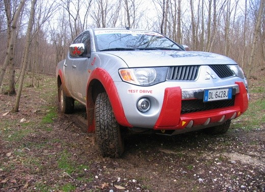 Mitsubishi L200 Race Edition – Long Test Drive - Foto 34 di 35