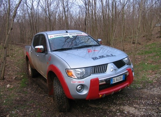 Mitsubishi L200 Race Edition – Long Test Drive - Foto 35 di 35
