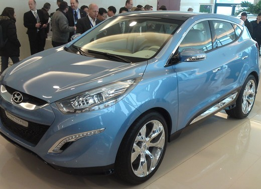 Hyundai ix35 in promozione al prezzo di 18.440 euro - Foto 33 di 36