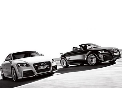 Audi TT RS - Foto 48 di 60
