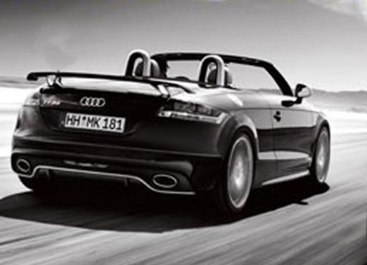 Audi TT RS - Foto 51 di 60