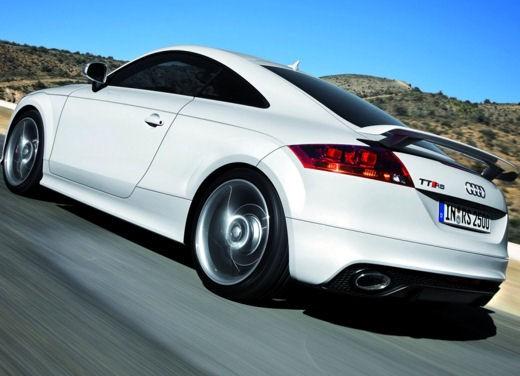 Audi TT RS - Foto 47 di 60
