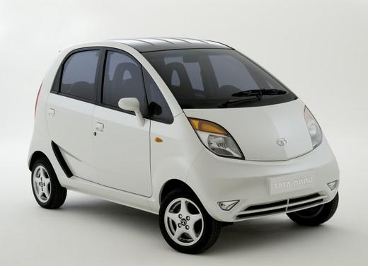 Tata Nano pronta al debutto