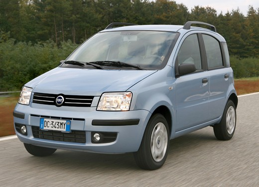 Fiat Panda Natural Power – Test Drive - Foto 1 di 12