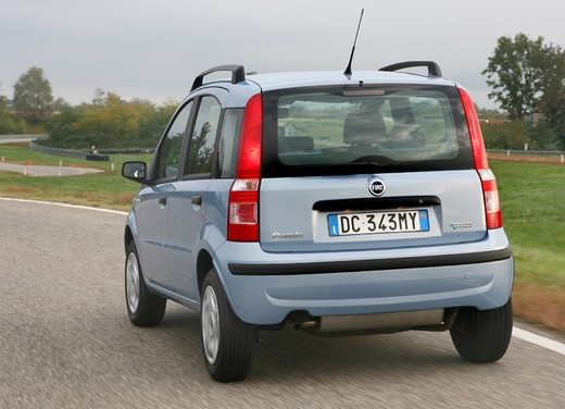 Fiat Panda Natural Power – Test Drive - Foto 3 di 12