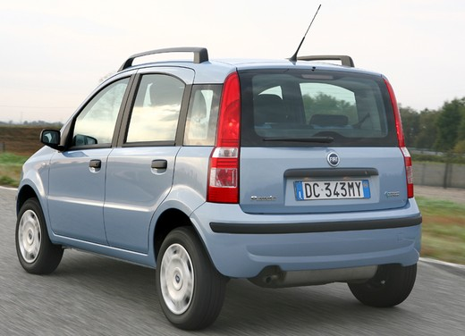 Fiat Panda Natural Power – Test Drive - Foto 4 di 12