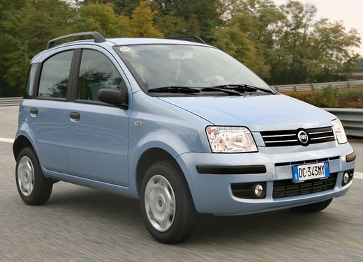 Fiat Panda Natural Power – Test Drive - Foto 5 di 12