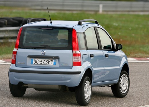 Fiat Panda Natural Power – Test Drive - Foto 6 di 12