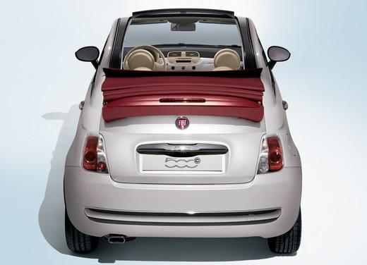Fiat nuova 500 cabrio - Foto 3 di 10