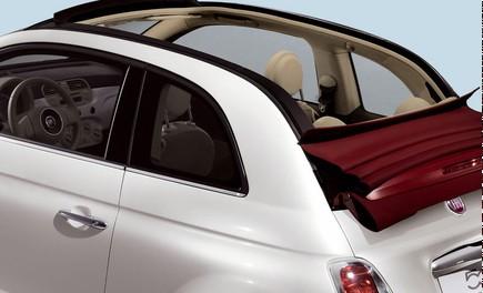 Fiat nuova 500 cabrio - Foto 5 di 10