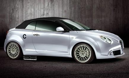 Alfa Romeo Mito Cabrio - Foto 13 di 15