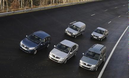 Dacia Gamma 2009 - Foto 7 di 99