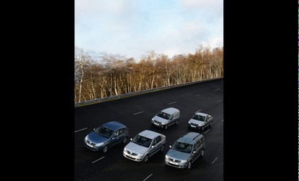 Dacia Gamma 2009 - Foto 8 di 99