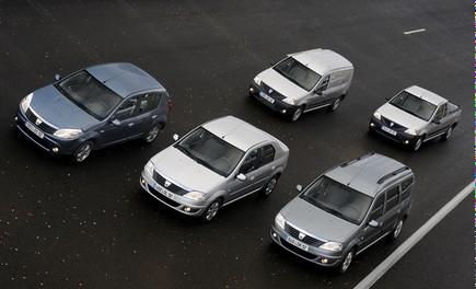 Dacia Gamma 2009 - Foto 10 di 99