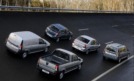 Dacia Gamma 2009 - Foto 12 di 99