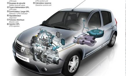 Dacia Gamma 2009 - Foto 19 di 99