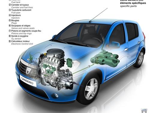 Dacia Gamma 2009 - Foto 22 di 99