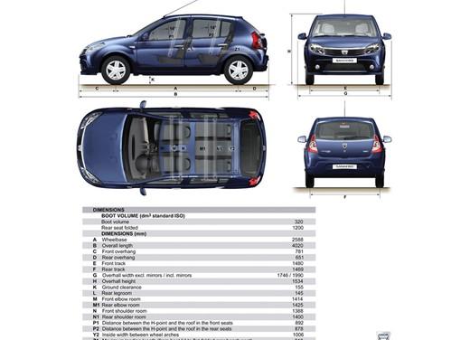 Dacia Gamma 2009 - Foto 76 di 99
