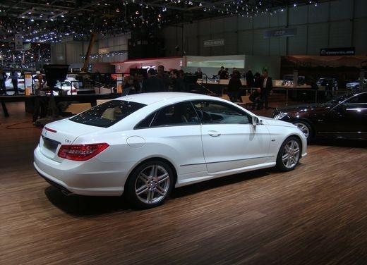 Mercedes Classe E Coup?