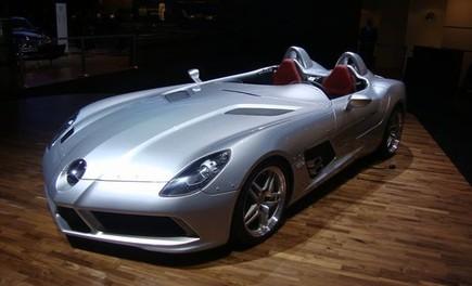 Mercedes al Salone di Ginevra 2009