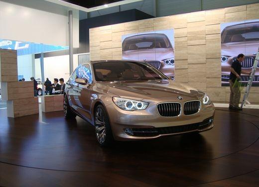 BMW al Salone di Ginevra 2009 - Foto 1 di 21