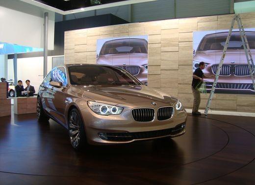 BMW al Salone di Ginevra 2009 - Foto 7 di 21