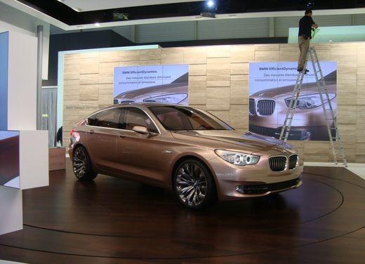 BMW al Salone di Ginevra 2009 - Foto 8 di 21