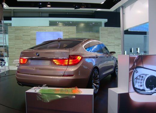 BMW al Salone di Ginevra 2009 - Foto 10 di 21