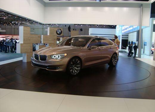 BMW al Salone di Ginevra 2009 - Foto 11 di 21