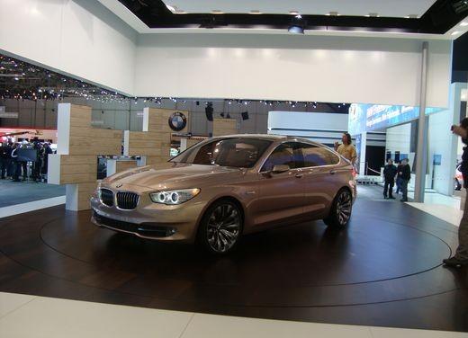 BMW al Salone di Ginevra 2009 - Foto 12 di 21