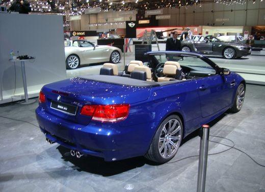 BMW al Salone di Ginevra 2009 - Foto 16 di 21