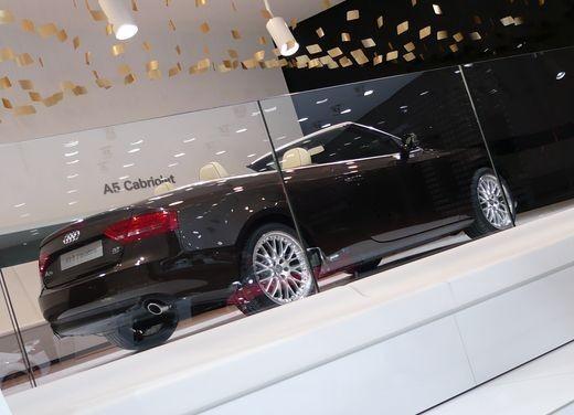 Audi A5 Cabrio, si scopre l'elegante quattro posti tedesca - Foto 5 di 31