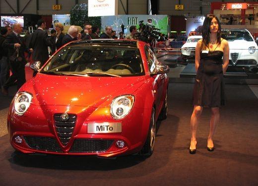 Alfa Romeo al Salone di Ginevra 2009 - Foto 18 di 23