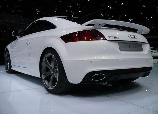 Audi TT RS - Foto 42 di 60