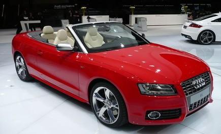 Audi al Salone di Ginevra 2009
