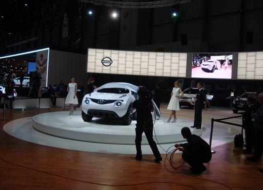 Nissan al Salone di Ginevra 2009 - Foto 2 di 31