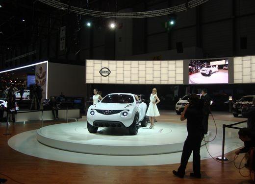 Nissan al Salone di Ginevra 2009 - Foto 3 di 31