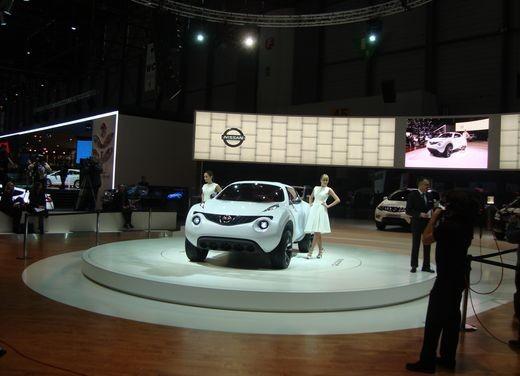 Nissan al Salone di Ginevra 2009 - Foto 4 di 31