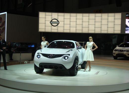 Nissan al Salone di Ginevra 2009 - Foto 5 di 31