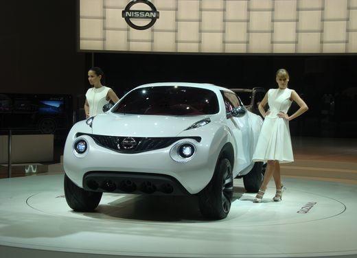 Nissan al Salone di Ginevra 2009 - Foto 6 di 31