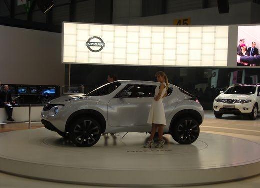 Nissan al Salone di Ginevra 2009 - Foto 8 di 31
