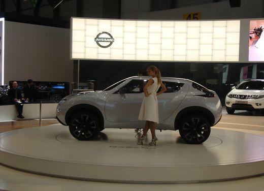 Nissan al Salone di Ginevra 2009 - Foto 9 di 31