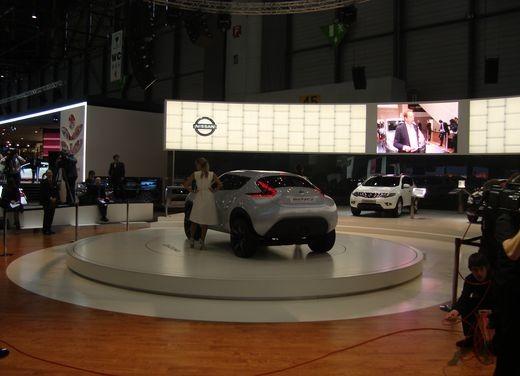 Nissan al Salone di Ginevra 2009 - Foto 11 di 31