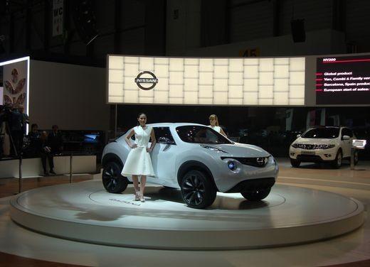 Nissan al Salone di Ginevra 2009 - Foto 16 di 31